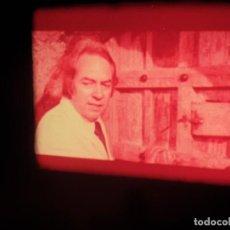 Cine: EL JOROBADO DE LA MORGUE-PAUL NASCHY REDUCCIÓN PELICULA - 1 X 90 MTS SUPER 8 MM RETRO VINTAGE. Lote 254375825