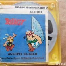 Cine: ASTERIX BOBINA 120 M. SUPER 8 COLOR SONORA.. Lote 254881355