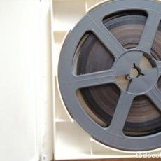 Cine: BIOGRAFIAS ILUSTRES DEL SIGLO XXBOBINA 120 M. SUPER 8 BYN.. Lote 254882000