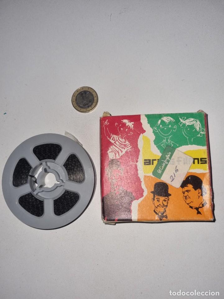 PELICULA SUPER 8,,EL GORDO Y EL FLACO (Cine - Películas - Super 8 mm)