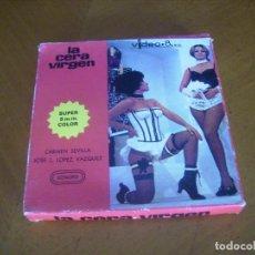Cine: LA CERA VIRGEN - CARMEN SEVILLA - PELICULA DE SUPER 8 EN BUEN ESTADO. Lote 260274065