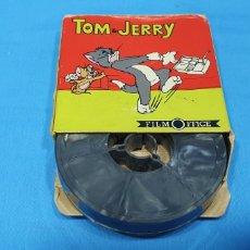 Cine: PELÍCULA EN SUPER 8 - TOM & JERRY - JERRY LE PETIT SAMARITAIN - FILM OFFICE. Lote 261177000