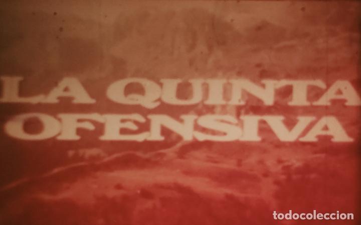 Cine: Super 8 ++ La quinta ofensiva +TC+ Largometraje 4x180metros. Virada. Richard Burton - Foto 2 - 262911640