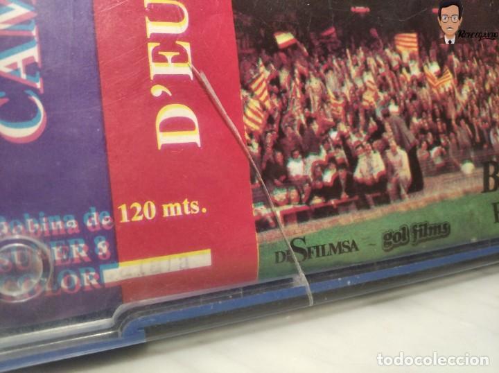 Cine: PELÍCULA SUPER 8 DISFILMSA - FC BARCELONA VS FORTUNA - PROTAGONISTA EL SOCI - CAMPIONS D´EUROPA 1979 - Foto 9 - 262953365