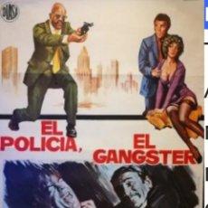 Cine: EL POLICIA , EL GANGSTER Y EL VIOLENTO ( 1974 ). Lote 262977465