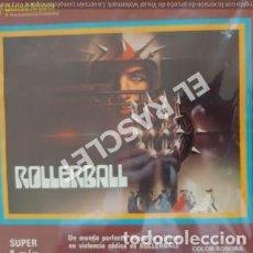 Cine: PELICULA SUPER 8M/M - ROLLERBALL - AÑO 1975 - COLOR - SONORA EN ESPAÑOL. Lote 263547450