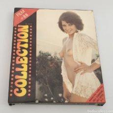 Cine: SUPER 8 PORNO ADULTOS: AFTERMOON COCK TALE COLLECTION FILM DINAMARCA 1979. Lote 263611560