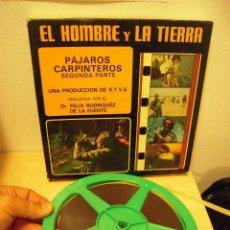 "Cine: PAJARO CARPINTERO ""PARTE 2º"" PELICULA DE CINE SUPER8. Lote 263693295"