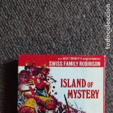 Cine: PELÍCULA SUPER 8 MM ISLAND IF MYSTERY. WALT DISNEY. Lote 263912280