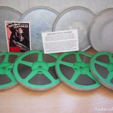 Cinéma: ENVIO: 8€ FANTOMAS CONTRA FANTOMAS 1949 ROBERT VERNAY MAURYCE TEYNAG MARCELLE CHANTAL. Lote 263939420