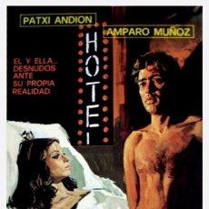 Cine: LA OTRA ALCOBA - PAXTI ANDION, AMPARO MUÑOZ, SIMON ANDREU , ELOY DE LA IGLESIA - LARGOMETRAJE OPTICO. Lote 266424868