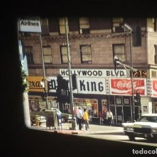 Cine: CALIFORNIA ( OCTUBRE -1972 )- AMATEUR *FILM 1 X 120 MTS - SUPER 8 MM, RETRO VINTAGE. Lote 267658729