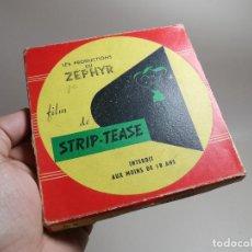 Cine: PELICULA 8 MM--- 60 METROS--AÑOS 50 -STRIP-TEASE LES FILMS HEFA-ZEPHYR. Lote 268407439