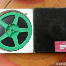 Cine: UN PINCEL LABORIOSO - PELÍCULA SUPER 8 - ORIGINAL COPY - COLOR KODAK - MUDA - 120 M. SOLO ADULTOS.. Lote 269641163