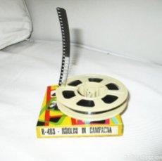 Cine: RUDOLINI IN CAMPAGNA. SOUND FILM R 403. SUPER 8.. Lote 275560253