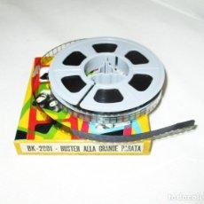 Cine: BUSTER KEATON EN LA GRAN PARADA. SOUND FILM BK 2001: BUSTER ALLA GRANDE PARATA. SUPER 8.. Lote 276540658