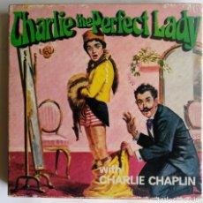 Cine: PELICULA - SUPER 8 - CHARLIE CHAPLIN. THE PERFECT LADY. ENVIO CERTIFICADO INCLUIDO.. Lote 278483458
