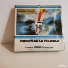 Cine: PELÍCULA SUPERMAN SUPER 8. Lote 289251933
