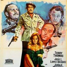 Cine: ELLA , ELLOS Y LA LEY ( JOSE LUIS LOPEZ VAZQUEZ ) 1972. Lote 289900888