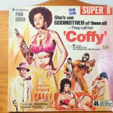 Cine: SHE`S THE GODMOTHER OF THEM ALL -- THEY CALL HER ` COFFY ` ~ SUPER 8. Lote 293323313