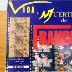 Cine: VIDA Y MUERTE DE FRANCO ~ CINE SUPER 8. Lote 293323423