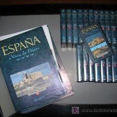 Cine: ESPAÑA A VISTA DE PÁJARO (COLECCIÓN DE 24 VIDEOS Y FASCICULOS ENCUADERNAR) DE SALVAT. Lote 26291079