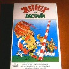 Cine: COLECCION DE 5 CINTAS VHS DE ASTERIX (SUPER OFERTA). Lote 26277436