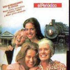 Cine: VIDEO VHS - TOMATES VERDES FRITOS. Lote 4434589