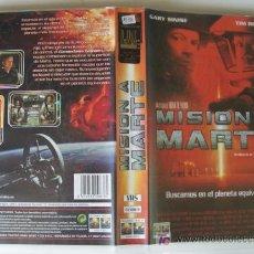 Cine: MISIÓN A MARTE - VHS ORIGINAL, AÑO 2000, 113 MINUTOS, CON TIM ROBBINS. Lote 4877164