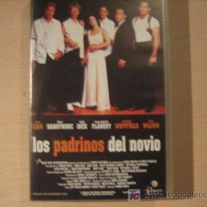 Cine: VHS-2542-LOS PADRINOS DEL NOVIO. Lote 5799745