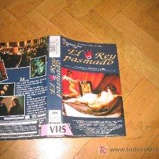 Cine: EL REY PASMADO. Lote 25149943