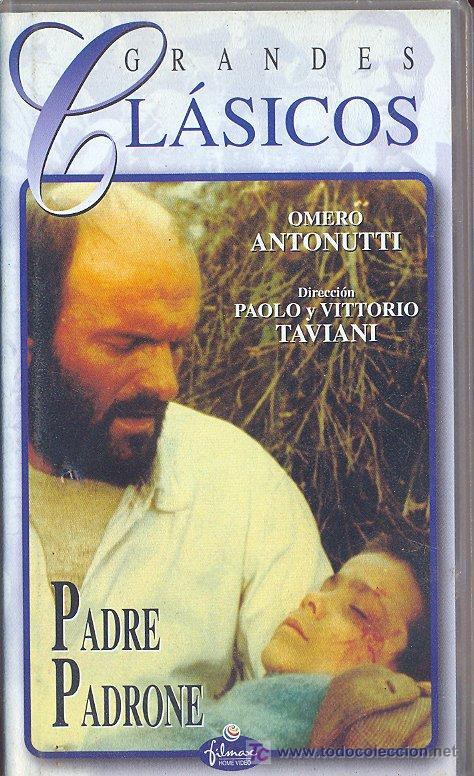 PADRE PADRONE (Cine - Películas - VHS)