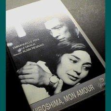 Cine: HIROSHIMA, MON AMOUR. . Lote 25989640