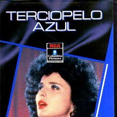 Cine: VIDEO VHS - TERCIOPELO AZUL - DAVID LINCH. Lote 8042201
