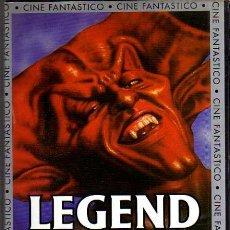 Cine: VIDEO VHS - LEGEND - RIDLEY SCOTT. Lote 9088895
