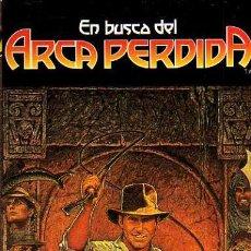 Cine: VIDEO VHS - EN BUSCA DEL ARCA PERDIDA - SPIELBERG. Lote 7667890