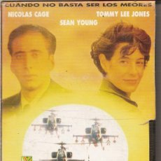 Cine: PAJAROS DE FUEGO -NICOLAS CAGE,TOMY LEE JONES Y SEAN YOUNG. Lote 25622856