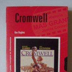 Cine: CROMWELL - VHS ORIGINAL COLECCIÓN EL MUNDO Nº51 - 134 MINUTOS. Lote 8783486