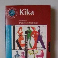 Cine: KIKA - VHS ORIGINAL COLECCIÓN EL MUNDO Nº111 - 117 MINUTOS. Lote 8783744