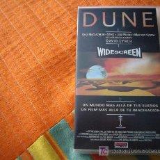 Cine: DUNE DE DAVID LYNCH. Lote 22327828