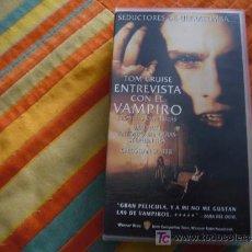 Cine: ENTREVISTA CON EL VAMPIRO. Lote 8858220