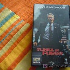 Cine: EN LA LINEA DE FUEGO. Lote 8866736