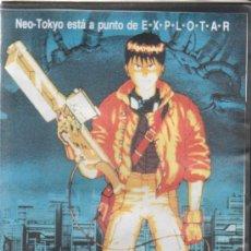 Cine: AKIRA (VHS) (VHS- 075). Lote 9439510