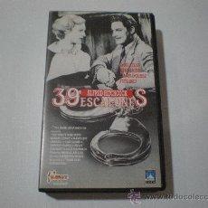 Cine: 39 ESCALONES (ALFRED HITCHCOCK-1935). Lote 25180980