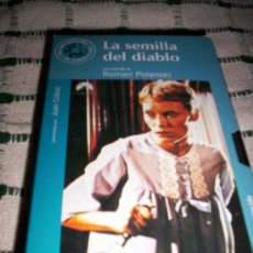 Cine: LA SEMILLA DEL DIABLO - ROMAN POLANSKI - CAJA DE CARTON. Lote 11737458