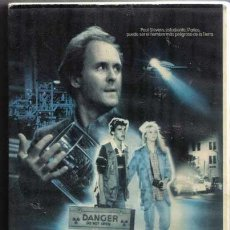 Cine: JUGUETE MORTAL - VHS ORIGINAL DESCATALOGADO. Lote 24097758