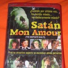 Cine: KITUS1983 --- SATAN MON AMOUR --- (RARÍSIMA!!!). Lote 24436948