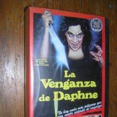 Cine: KITUS1983 --- LA VENGANZA DE DAPHNE --- RARÍSIMA!!! (DE LA TROMA). Lote 23568973