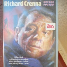 Cine: LA VIOLACION DE RICHARD BECK (1985) VHS.. Lote 14401049
