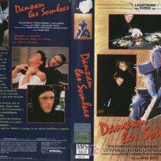 Cine: DANZAN LAS SOMBRAS / VIDEO VHS · DESCATALOGADA · TOM JENNINGS | NICOLE KIDMAN · ACCIÓN SUPERVIVENCIA. Lote 27272045